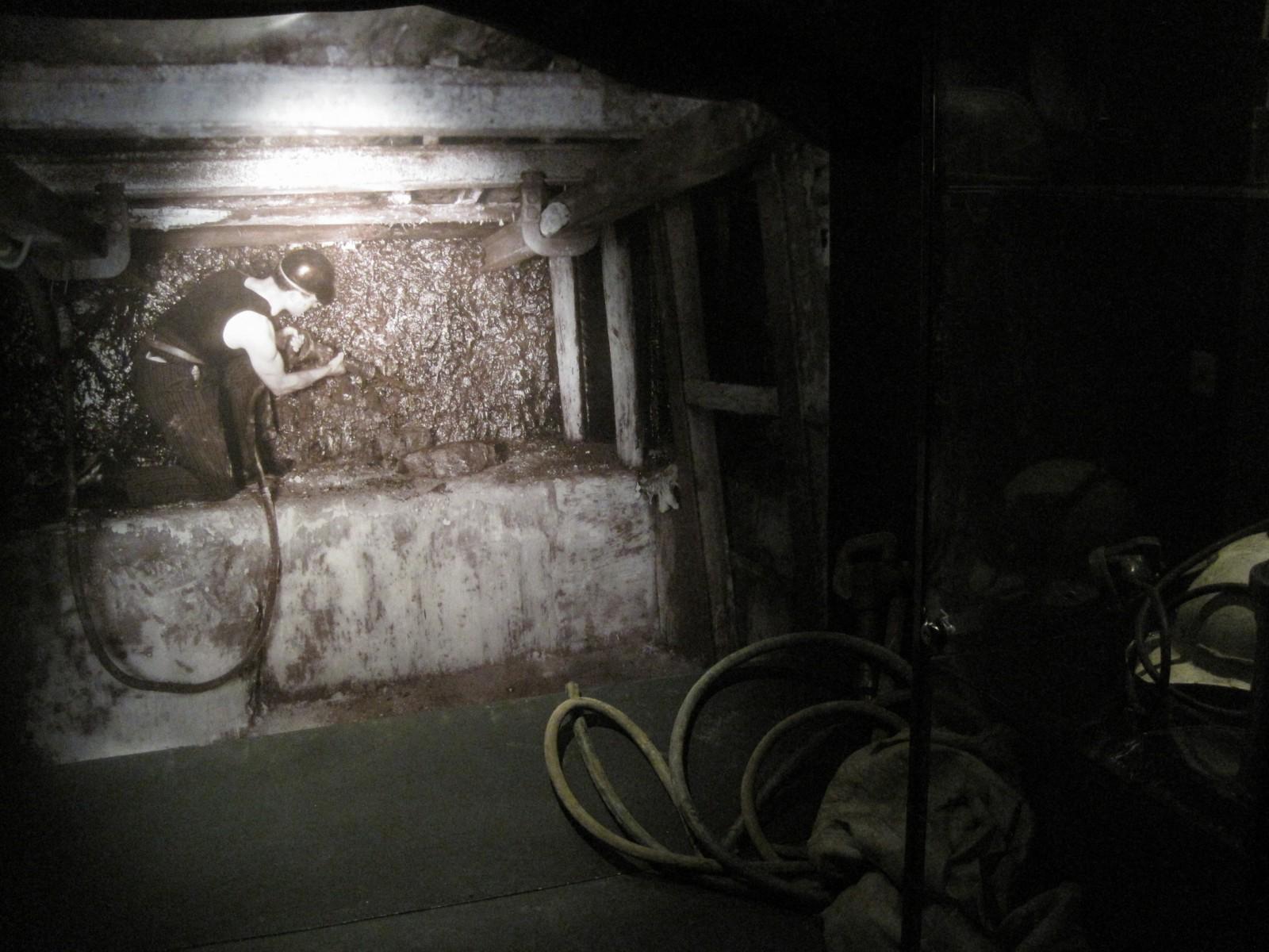 Steenkolenmijn / Museum Valkenburg