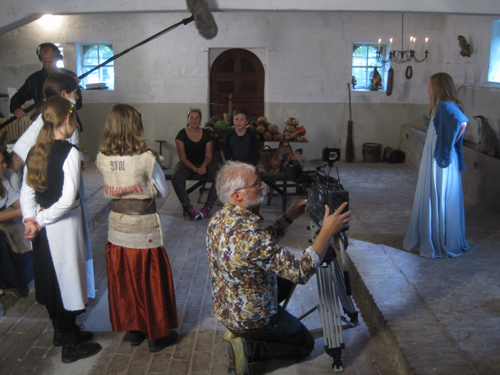 Filmproject Museum Land van Valkenburg