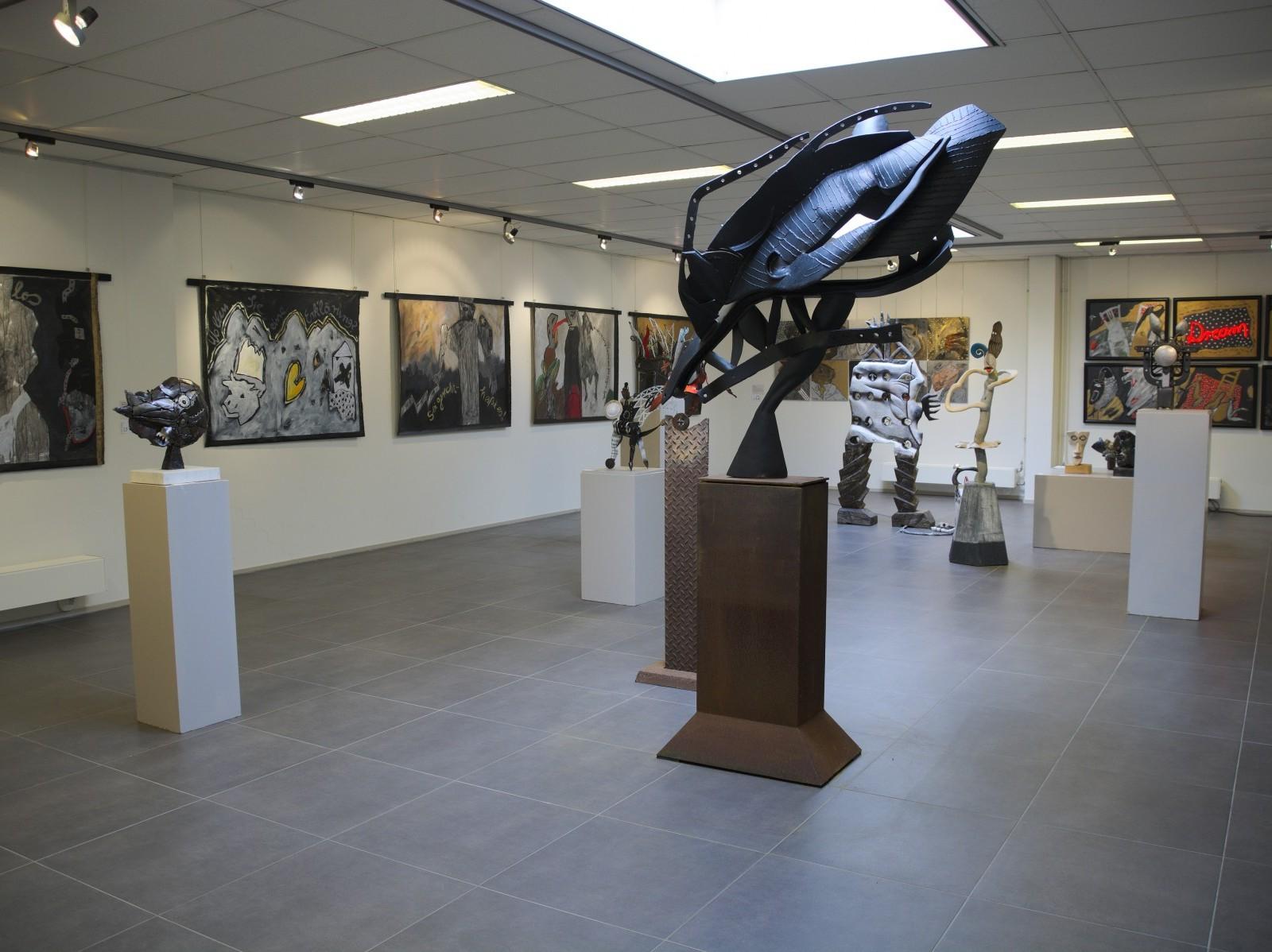 Tentoonstelling 'Maaslandkunstenaars'