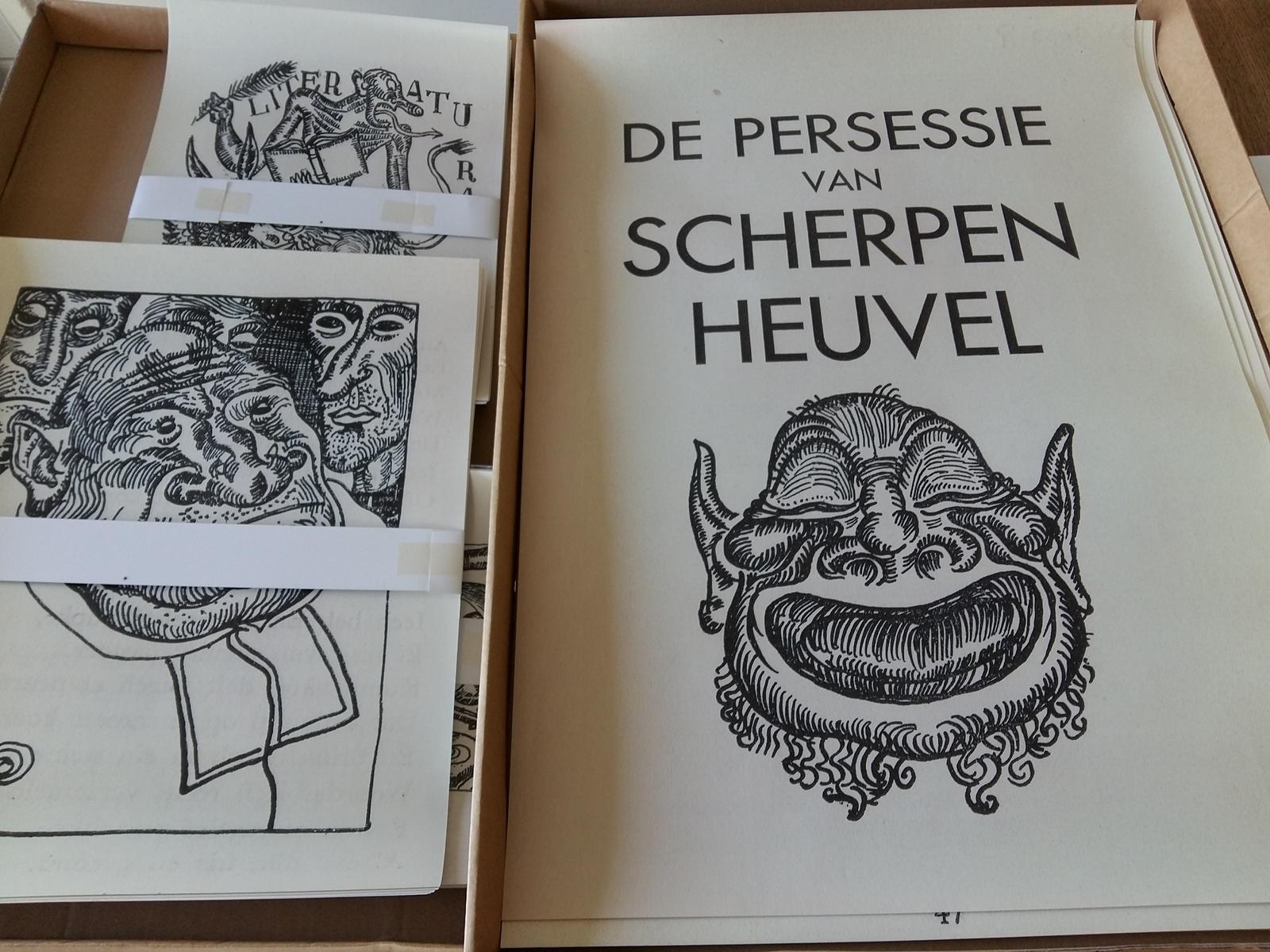 De percessie van Scherpenheuvel