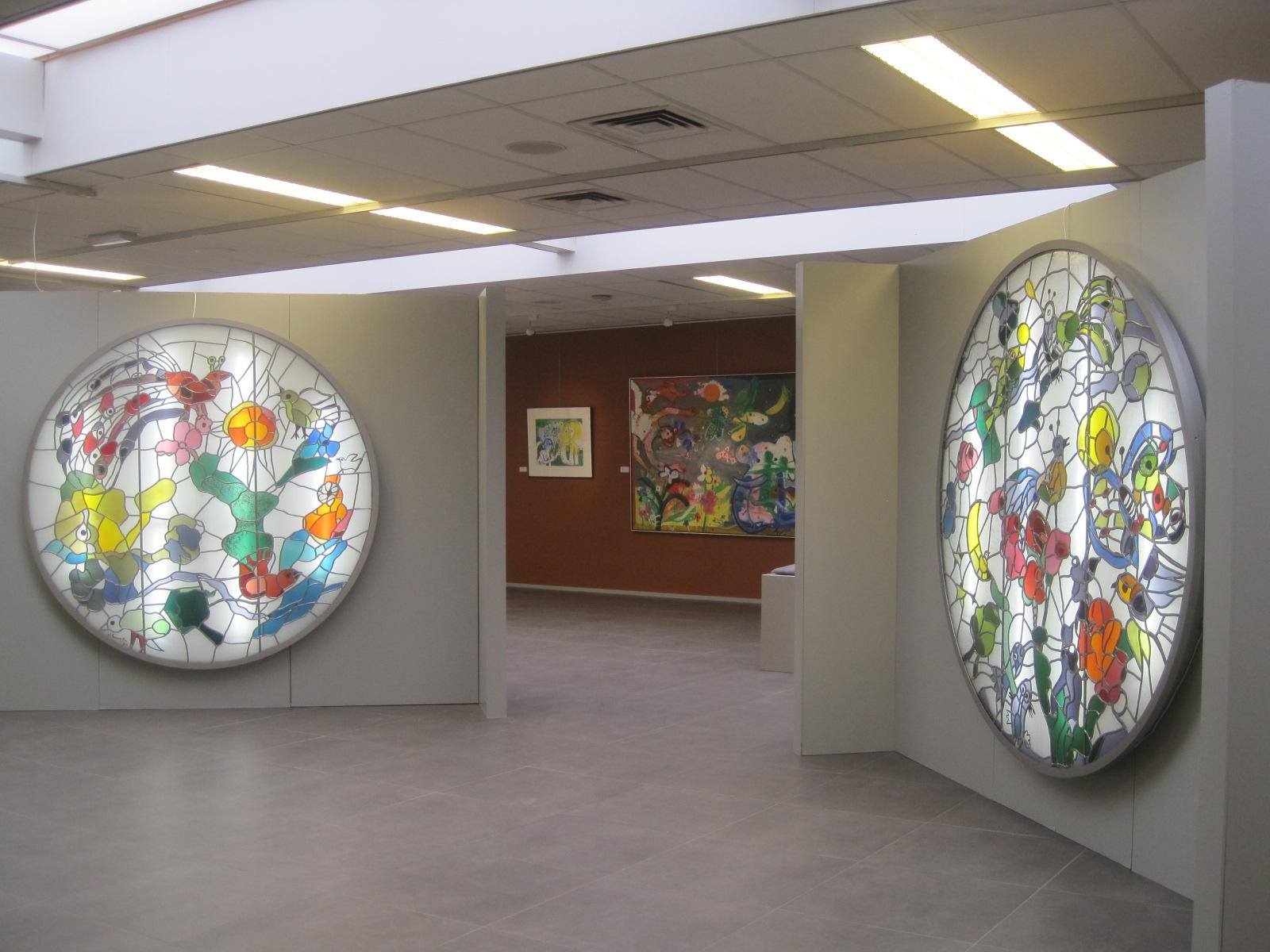 De kleurrijke wereld van Hans Truijen